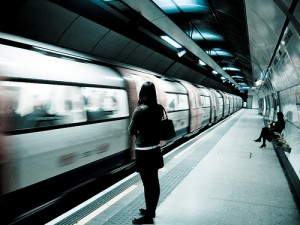 loneliness-3-girl-alone-train